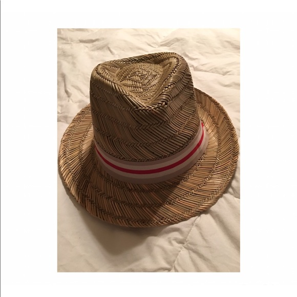 NWT Vince Camuto straw hat 00c013f73992